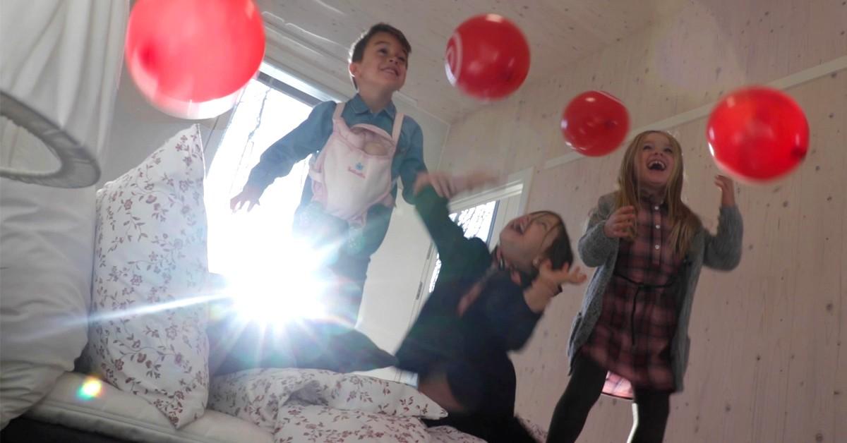 Hopping familiebolig