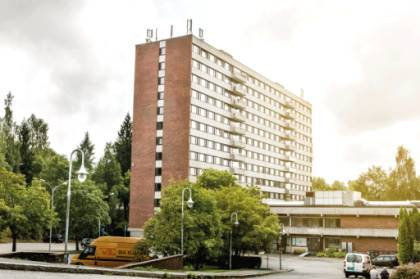 Vi bygger på Kringsjå studentby