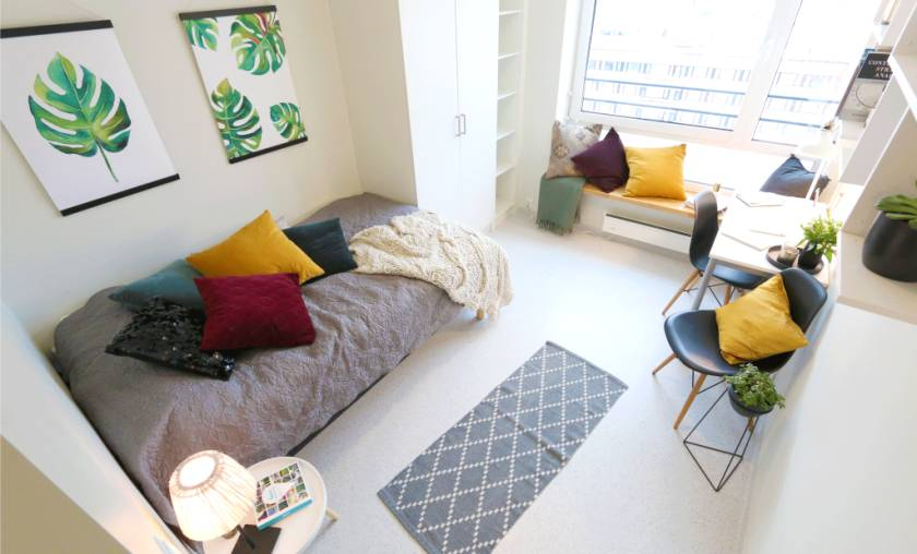 Available student housing!