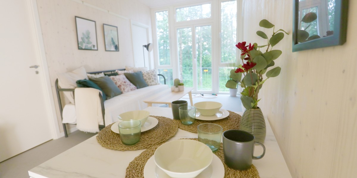 Create your own cozy dining area