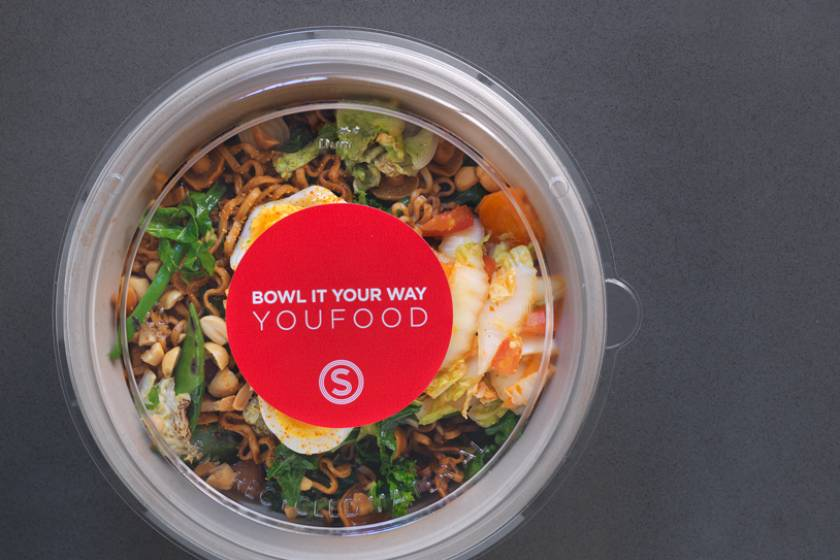 Youfood - Bowl It Your Way!